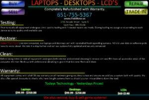 computer ad image