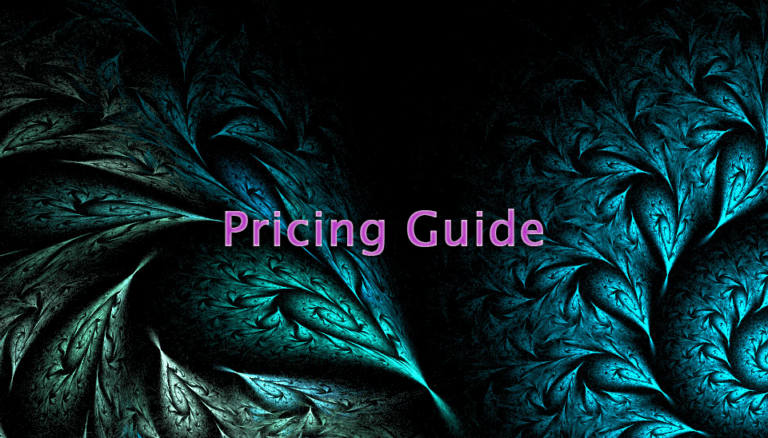 Website Pricing Image