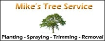tree service logo