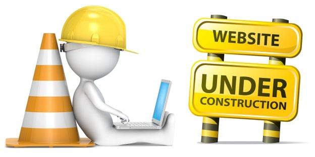 website work image