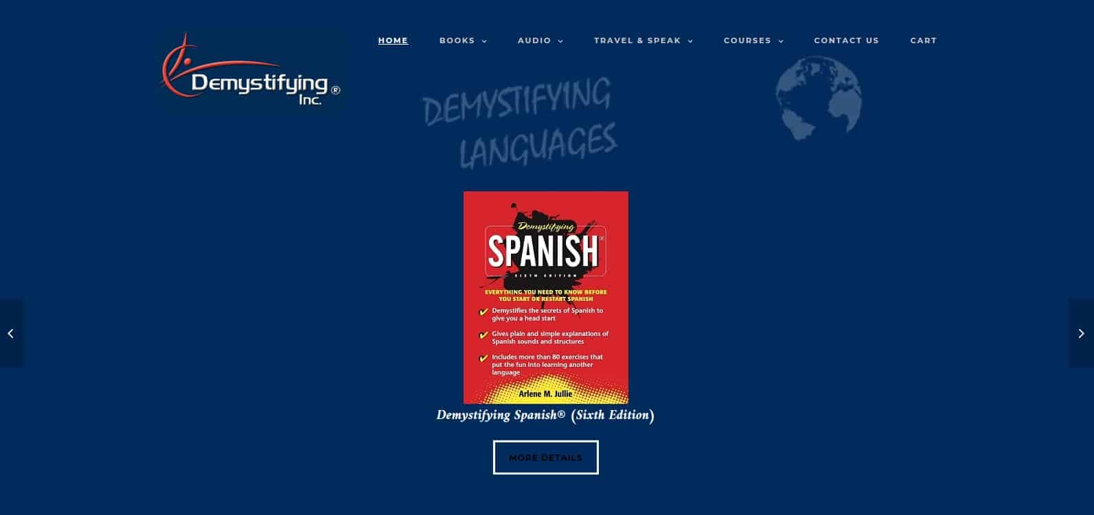 Language Website