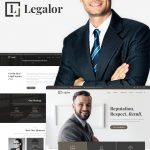 Lawyer website design image 7