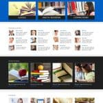 Author website design image 6