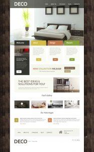 Interior website design image 7