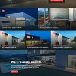 Real estate website design image 4