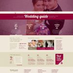 Wedding website design image 6