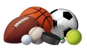 picture of sports balls