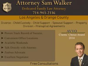 Legal ad design - Lawyer