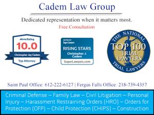 Law ad design