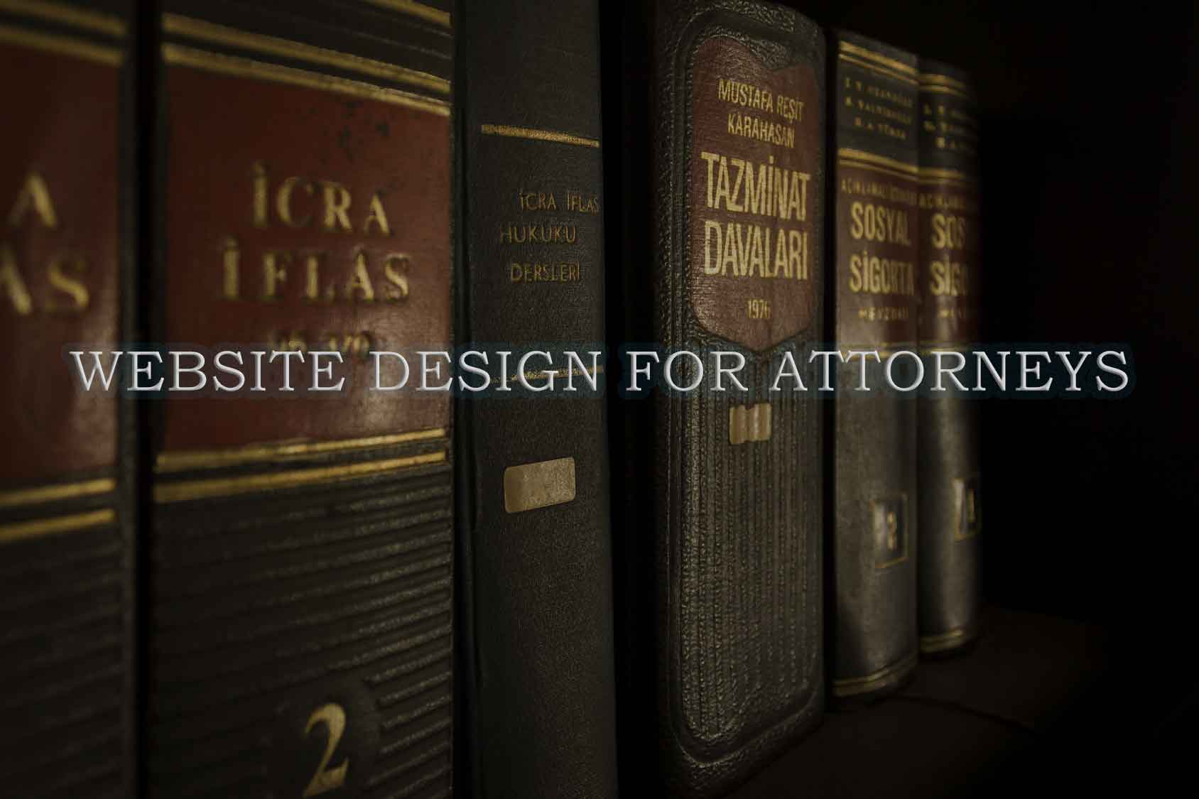 Great Website Designs for Law Firms & Attorneys
