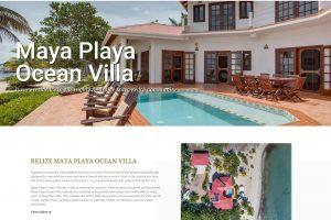 Home Listing Website Design