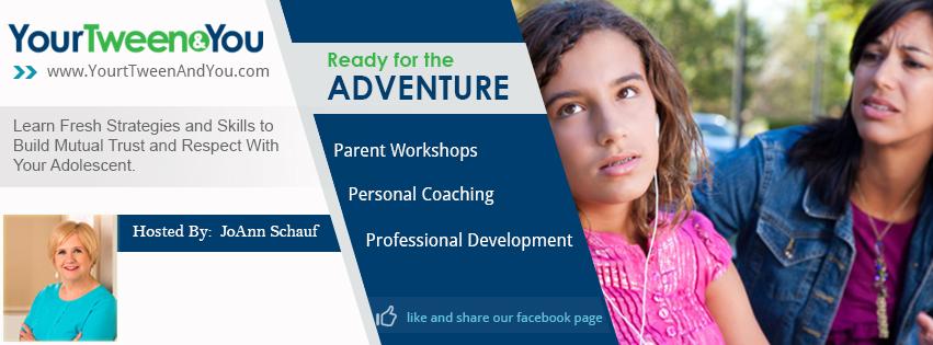 ad design for parent coach
